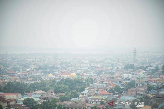 Kasus ISPA di Riau 34.083 penderita, meningkat akibat karhutla