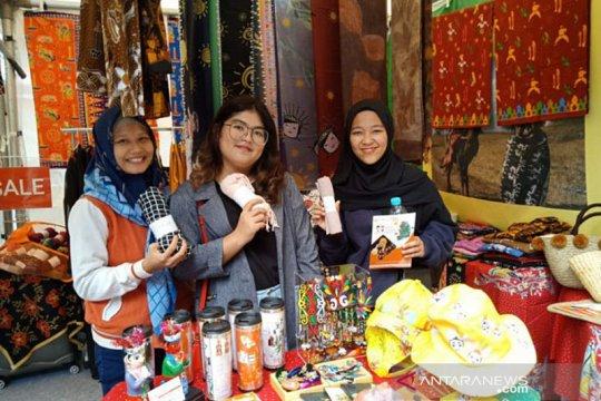 Batik Betawi tampil di Korea Selatan