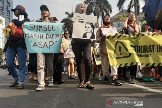 Guru Besar IPB harap pemerintah lakukan audit kepatuhan cegah karhutla