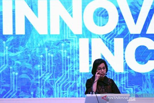 Menko Perekonomian buka Indonesia Fintech Summit and Expo 2019
