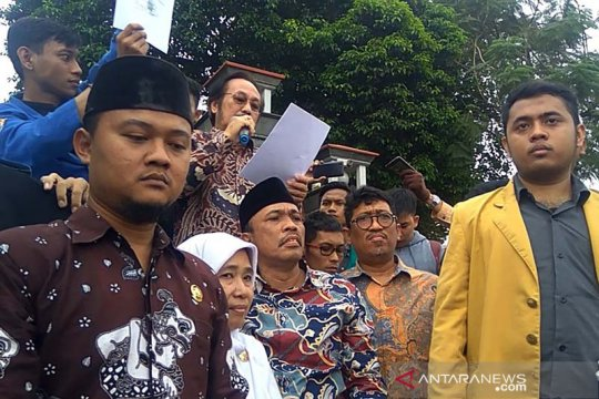 DPRD Banyumas dukung perjuangan mahasiswa tolak RUU KUHP