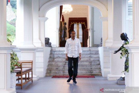 Presiden minta DPR tunda pengesahan sejumlah rancangan undang-undang
