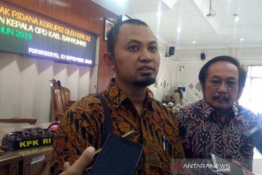 KPK RI bekali anggota DPRD Kabupaten Banyumas dengan materi tipikor