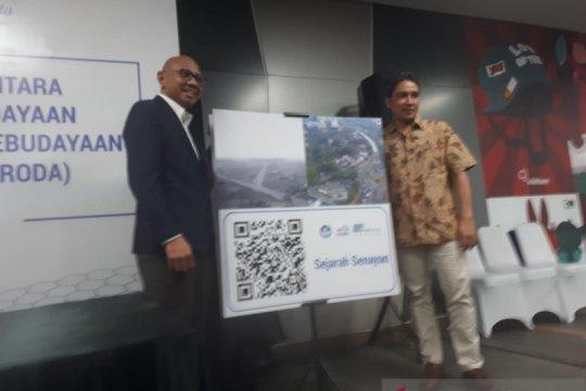 Warga bisa akses sejarah kawasan Senayan sambil menunggu MRT