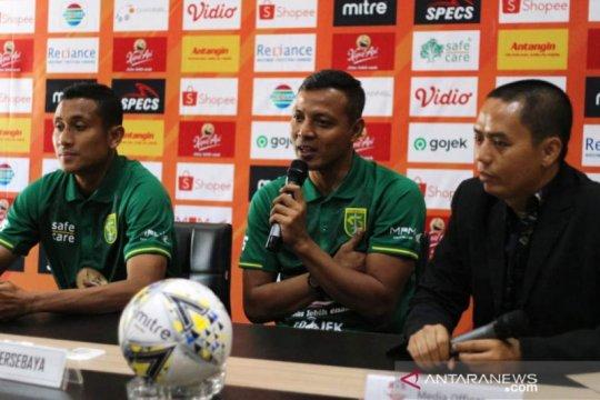 Persebaya tak gentar hadapi Bali United