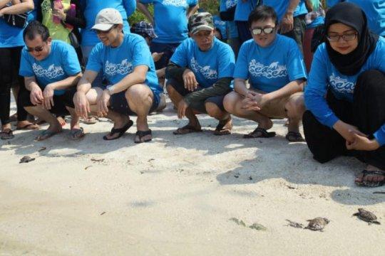 Perusahaan Jepang ikut jaga kelestarian laut Indonesia