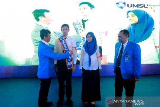 BIN motivasi mahasiswa baru UMSU