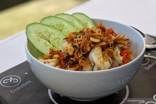 Resep udang sambal bawang goreng ala chef Juna