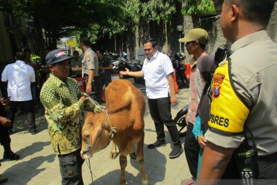 Polisi Kediri amankan pencuri sapi