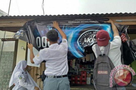 Ruandu masih temukan ada iklan rokok di Padang