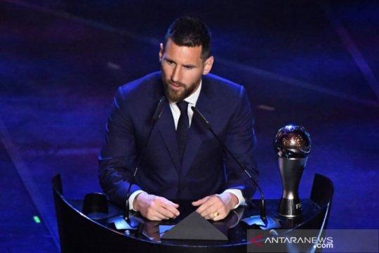 Barcelona lebih pentingkan Liga Spanyol, kata Messi