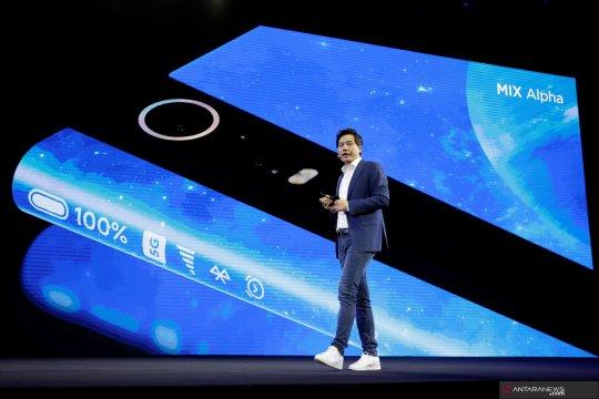 Xiaomi Mi Mix Alpha meluncur dengan kamera 108MP