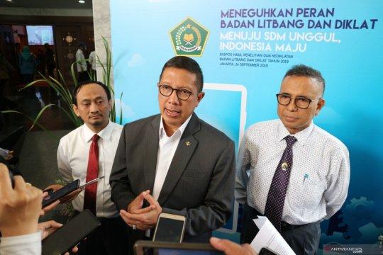 Menteri Agama terbitkan aturan baru untuk kuatkan riset keagamaan