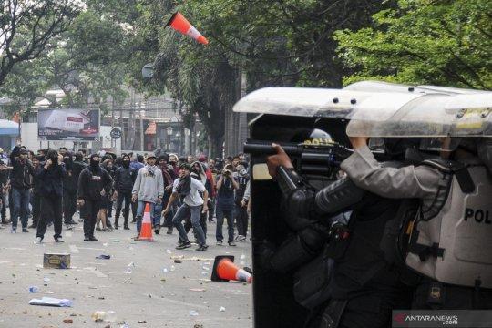 Sekretariat DPRD Jabar hitung kerusakan akibat demo mahasiswa