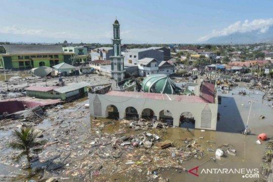 Setahun bencana Sulteng - Gereja-gereja se-Kota Palu gelar doa bersama