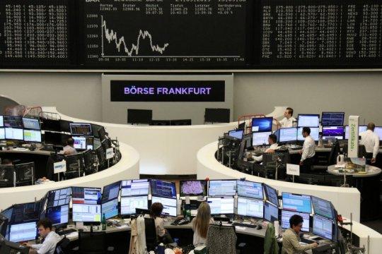 Bursa saham Jerman berakhir menguat, indeks DAX-30 naik 0,58 persen