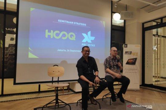 HOOQ-XL Axiata sediakan layanan nonton streaming