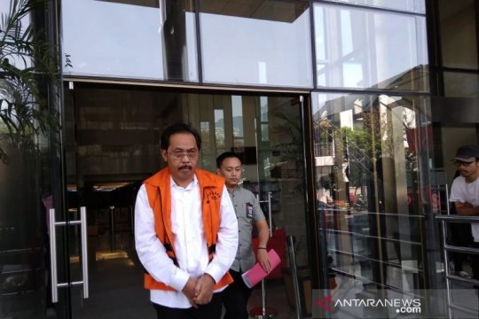KPK panggil sembilan saksi kasus suap Nurdin Basirun