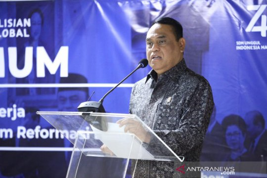 "Menpan-RB: ""Digital government"" salah satu prioritas nasional"