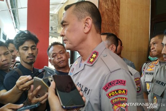 Penyidik Polda Papua tetapkan tujuh tersangka kasus Expo Waena