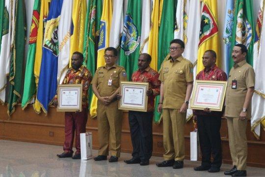 Mendagri rapat koordinasi dengan perwakilan DPRD Papua-Papua Barat
