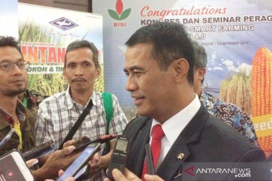 Mentan gaungkan pertanian berbasis digital