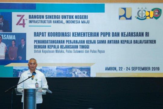 Kementerian PUPR berkomitmen bangun infrastruktur secara transparan