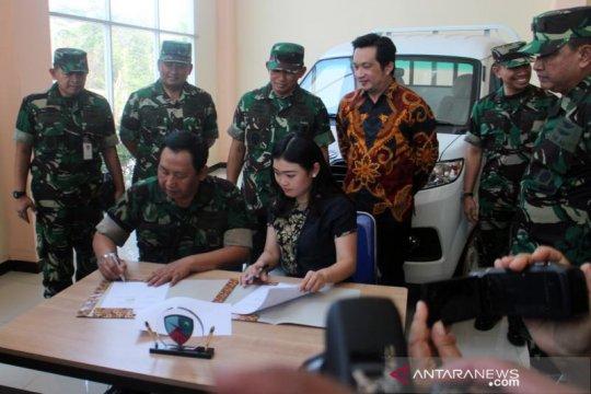 TNI AU beli 35 unit mobil Esemka