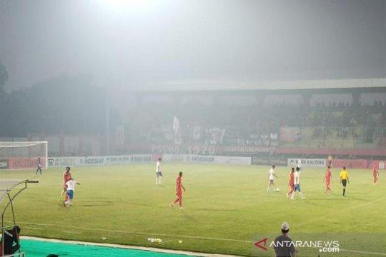 Kalteng Putra vs PSIS Semarang berakhir tanpa gol