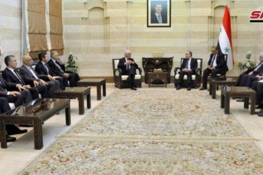 PM Khamis bertemu dengan delegasi Italia