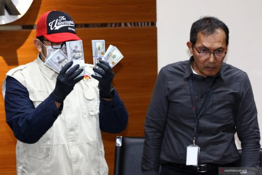 KPK jelaskan kronologi tangkap tangan kasus suap impor ikan