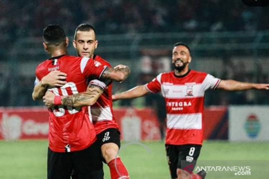 Madura United taklukkan Persela Lamongan 2-1