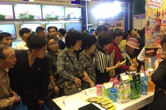 Produk Indonesia diminati di Pameran Dagang Internasional Pyongyang