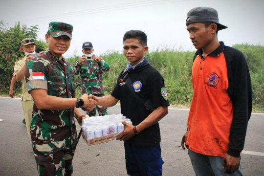 Pangdam Tanjung Pura perintahkan satgas tingkatkan patroli di  Kalteng