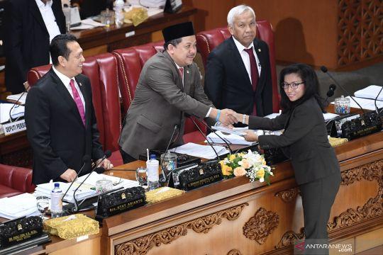 Paripurna DPR sepakati tunda pengesahan RUU Pemasyarakatan