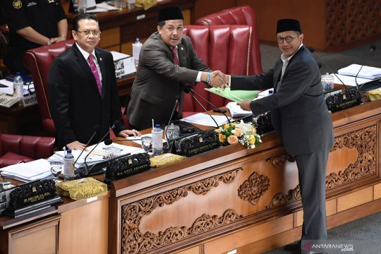RUU Pesantren sah menjadi UU disyukuri oleh alumni santri