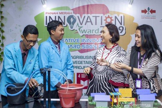 Penghargaan inovasi mahasiswa bidang nutrisi dan kesehatan