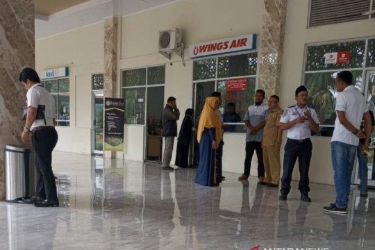 Wings Air batalkan penerbangan ke Nagan Raya Aceh karena kabut asap