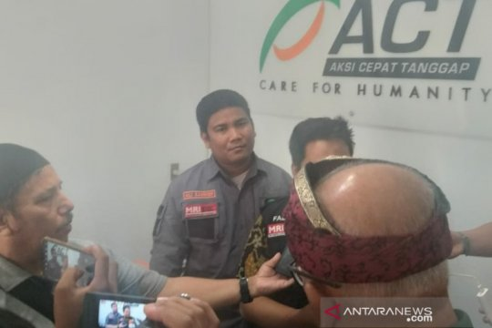 ACT Sumut kirim ratusan ton bantuan  ke Riau