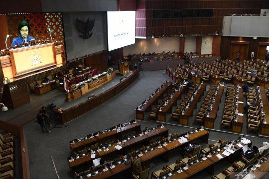 DPR gelar paripurna agendakan pengesahan tiga RUU