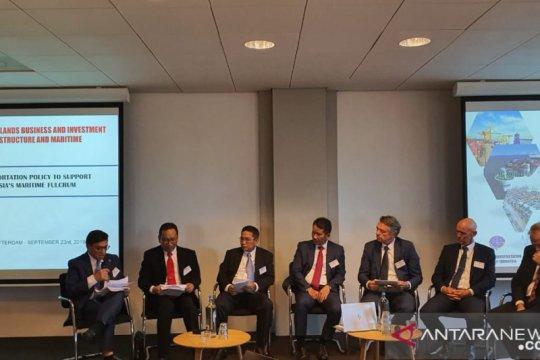 Indonesia tawarkan investasi sektor maritim kepada Belanda