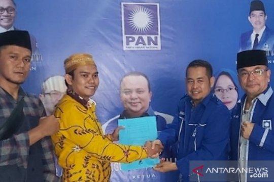 Tenaga Ahli DPD RI daftar calon Bupati Sambas