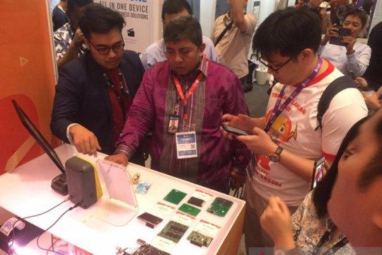 Produk reader dari dalam negeri muncul di AFTECH Expo