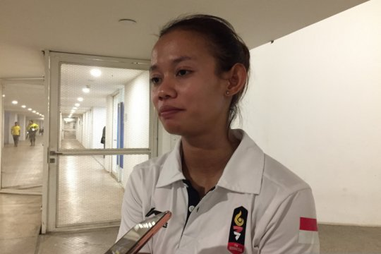 Tyas Mutiningsih tak pasang target medali di SEA Games
