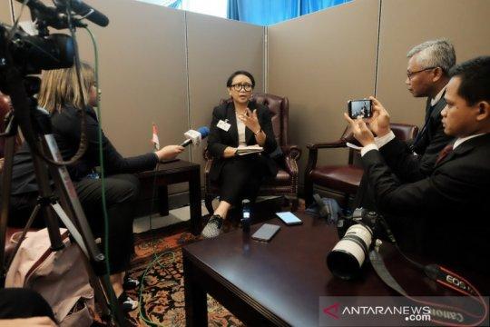 Pimpin forum OKI, Menlu RI minta hentikan kebencian terhadap Islam