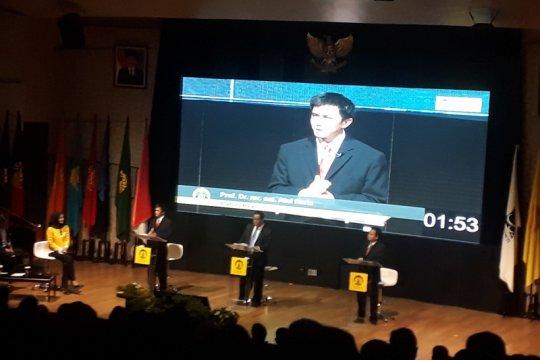 Penetapan Rektor UI terpilih melalui rapat paripurna MWA
