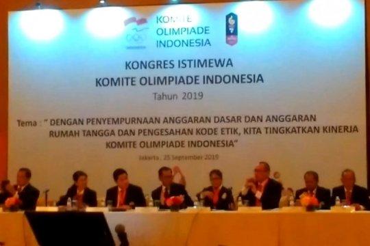 Kongres pemilihan ketua umum KOI ditetapkan 9 Oktober