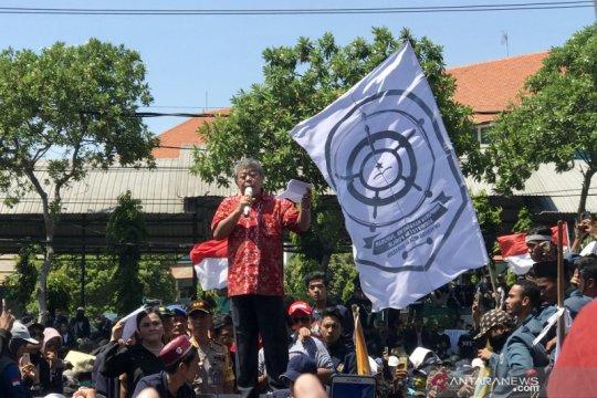 DPRD Jatim komitmen teruskan aspirasi mahasiswa ke pusat