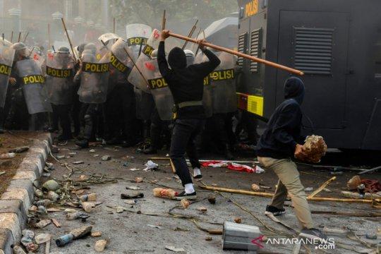 Pengamat: Medsos gembosi aksi unjuk rasa mahasiswa