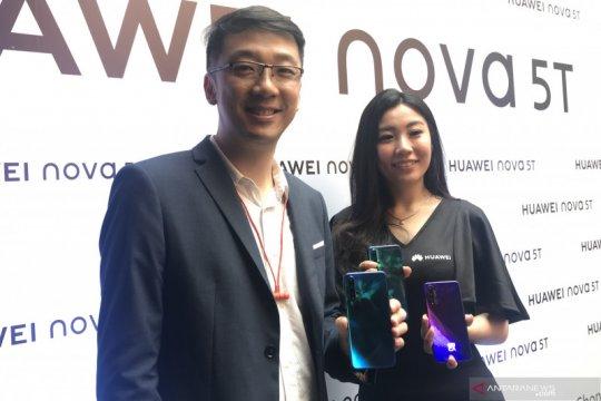 Huawei luncurkan Nova 5T yang unggulkan fitur premium